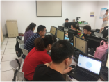 常州机电职业技术学院成功举办3D打印造型师培训考试