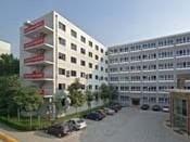 北京电子科技与布劳瑙职业学院师生进行交流互动