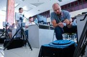 2020金砖+大赛 工业机器人装调维修技术、虚拟现实(VR)、人工智能赛项云端启动大会