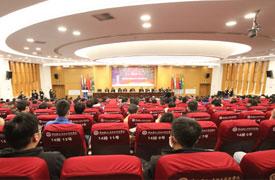 2020金砖大赛-首届人工智能训练与应用大赛开幕式在陕西国防工业职业技术学院隆重举行